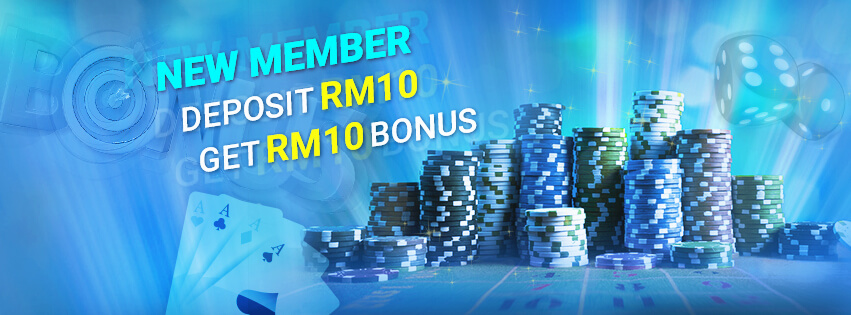 4Dresult King Deposit RM10 Free RM10 Promotion - 4D Result Malaysia