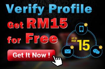 4Dresult Verify and Get RM 15 Promotion