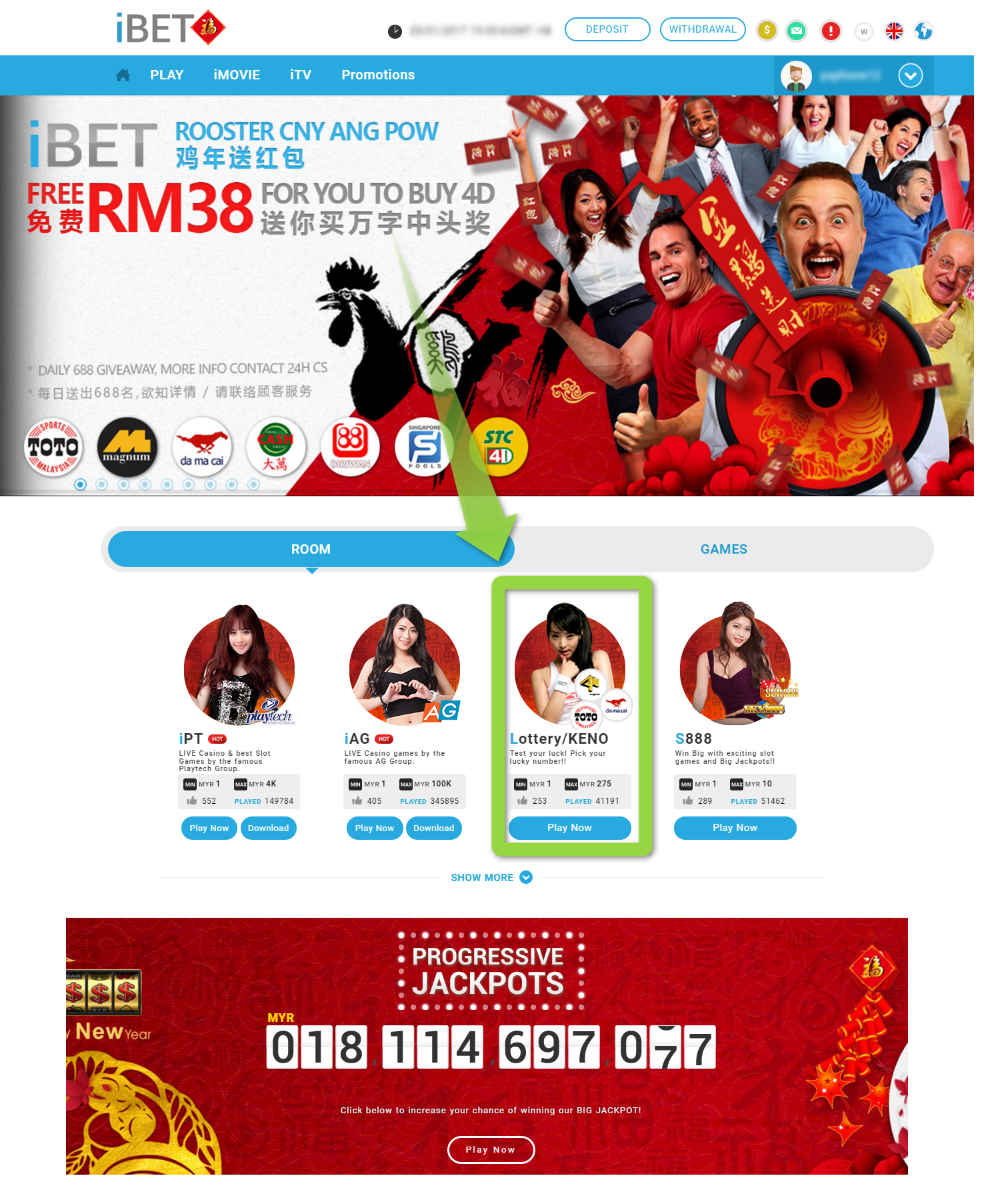 Get ibet free rm38 angpow at rooster cny tutorial 4d for Ang pow koi fish tutorial