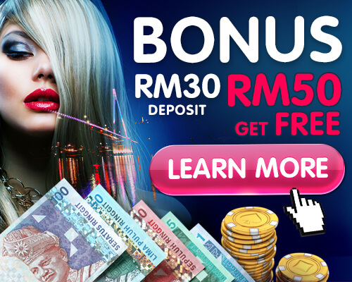 Deposit RM30 Free RM50 in-BET Online Casino Malaysia
