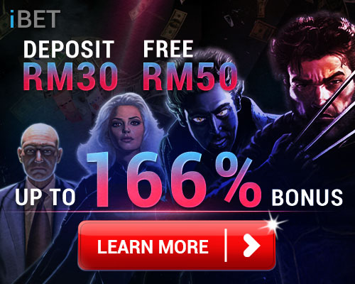 Free RM 50 iBET Online Casino Malaysia Only | 4DResult