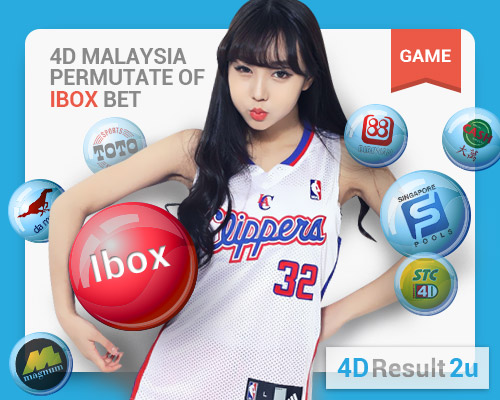 4D Result Malaysia Roll Bet Introduction - IBox   4DResult